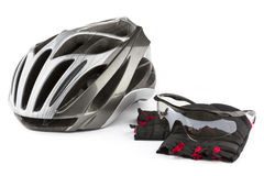 Bicycle sportswear Stock Image