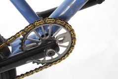 Bicycle sprocket Stock Photos