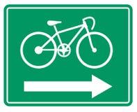 Bicycle symbol Stock Photos