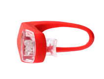 Bicycle tail light Royalty Free Stock Photos