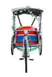 Bicycle taxi in Thailand Stock Photos