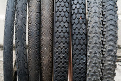 Bicycle Tire Royalty Free Stock Image
