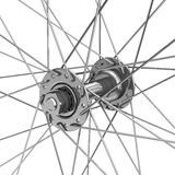 The bicycle tire Royalty Free Stock Image