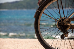Bicycle Tire Stock Photos