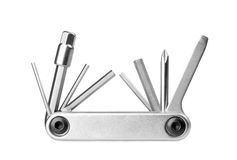 Bicycle tool isolated Royalty Free Stock Photography