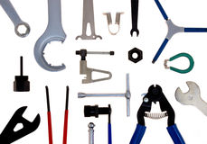 Bicycle tools Stock Images