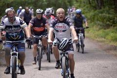 Bicycle Tour Stock Photo