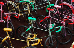 Bicycle  toy Royalty Free Stock Photography
