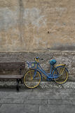 Bicycle Tuscany Italy Royalty Free Stock Photography