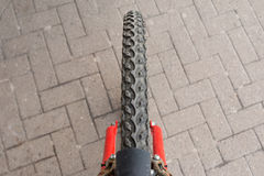 Bicycle Tyre Stock Photos