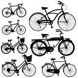 Bicycle Vector stock illustration