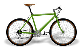 Bicycle vector Stock Image