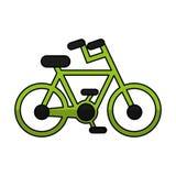 Bicycle vehicle sport icon Stock Photos