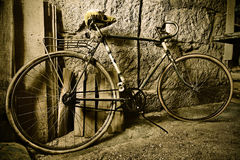Bicycle vintage Stock Image