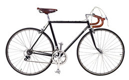 Bicycle, Vintage bike Royalty Free Stock Photos