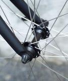 Bicycle wheel Stock Photography