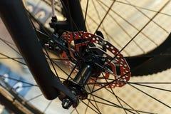 Bicycle wheel Royalty Free Stock Photo