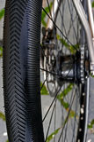 Bicycle wheel. Detail 17 stock photos