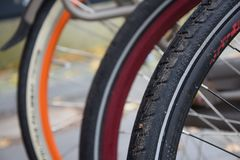 Bicycle Wheel, Tire, Wheel, Road Bicycle Stock Photography