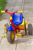 Bicycle for young children Stock Photos