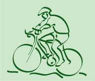 Bicycle01 Stock Photos