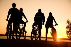 Bicycler Stock Images