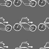 Bicycles background Royalty Free Stock Photo