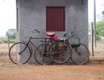 Bicycles Of Cuba Stock Photos