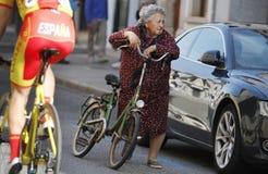 Bicycles royalty free stock photos