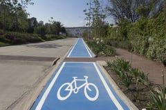 Bicycles a estrada Imagens de Stock Royalty Free