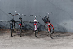 Bicycles. Royalty Free Stock Photography
