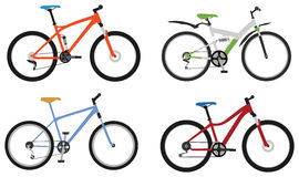 Bicycles, Part 2 Stock Images