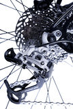 Bicycles Rear Drive System Royalty Free Stock Photography