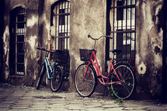 Bicycles Stock Photo