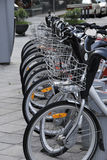 Bicycles2 Royalty Free Stock Photography