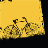 Bicyclette Photo libre de droits
