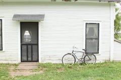Bicyclette ancienne Images libres de droits