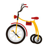 Bicyclette d'enfant Photos stock