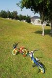Bicyclette d'enfant Photo libre de droits