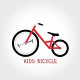 Bicyclette d'enfants Photographie stock libre de droits