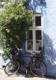 Bicyclette de famille image libre de droits
