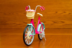 Bicyclette de jouet Front View Photo libre de droits