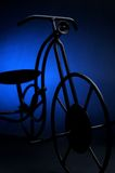 Bicyclette de Miniatur Photographie stock libre de droits