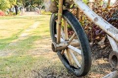 Bicyclette de roue Photos stock
