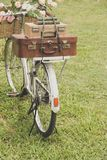 Bicyclette de vintage Photographie stock