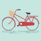 Bicyclette de vintage Image libre de droits