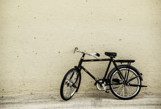 Bicyclette de vintage Photo stock