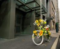 Bicyclette de vélo d'ordinateur de secours Images stock