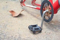 Bicyclette endommagée Photographie stock libre de droits