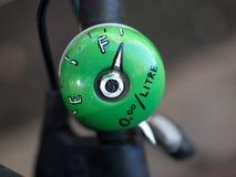 Bicyclette et environnement Photos stock